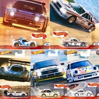 HOT WHEELS 2020 CAR CULTURE HILL CLIMBERS SET OF 5 CAR VW FORD PORSCHE PRE-ORDER