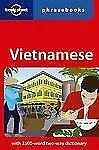 Lonely Planet Vietnamese Phrasebook 5E 2010 NEW