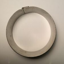 3.5 Inch Stainless Steel Casting Ring For Glass Fusing Screen or Pot Melt