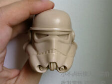 blank Hot 1/6 scale Imperial Stormtrooper Head Sculpt Star Wars unpainted