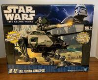 2010 Star Wars The Clone Wars AT-AP Walker -All Terrain Attack Pod - NEW Sealed