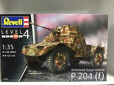 REVELL Armoured Scout Vehicle P204(f) 03259