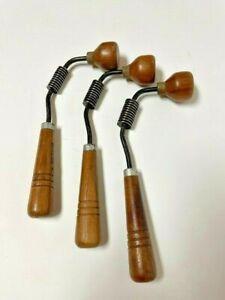 """GUNLINE Tools BBT Barrel Bedding Tool 5/8"""", 3/4"""", 11/16"""" Set of 3"""