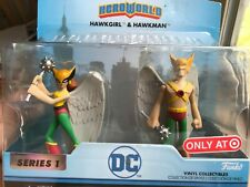 Heroworld Hawkman & Hawkgirl Action Figure ToysSeries 1