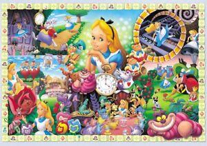Tenyo Jigsaw Puzzle D-108-966 Disney Alice in Wonderland 108 D108-966 Pieces