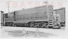 7K143 RP 1953 TEXAS MEXICAN RAILROAD ENGINE #851