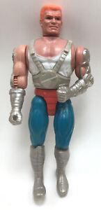New Adventures He-Man Galactic Guardians KAYO TATARUS Figure, 1989 Malaysia