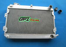Aluminum radiator for Mazda RX7 Series 1 2 3 S1 S2 S3 SA/FB 1979-1985 Manual