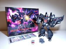 US Seller Transformers Maketoys MTCD-05SP Buster Stealthwing aka Jetfire