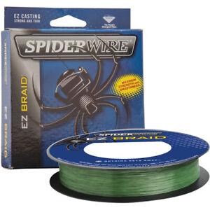 SpiderWire EZ Braid 300 Yard Fishing Line - Moss Green