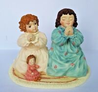 """""""Bedtime Blessings""""-Maud Humphrey Bogart Figurine by Hamilton Gifts - 910236"""