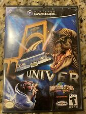 Universal Studios Theme Parks Nintendo GameCube - CIB -Tested- FAST SHIPPING!