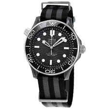 Omega Seamaster Automatic Chronometer Men's Watch 210.92.44.20.01.002