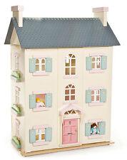 Le Toy Van Cherry Tree Hall Big Wooden Dolls House