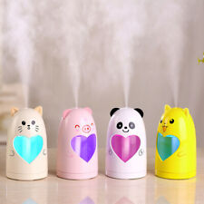 Essential Oil Diffusers Mist Air Humidifiers Cute Aromatherapy -Free Shipping-