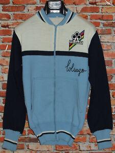 Shirt Bike Shirt Jacket Cycling Heroic Vintage 70'S Colnago 50% Wool