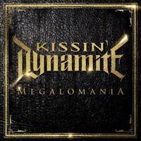 KISSIN' DYNAMITE - MEGALOMANIA (LTD.DIGIPAK)  CD NEU