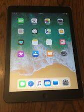 Apple iPad Air 1st Gen 16GB, Wi-Fi + Cellular (Unlocked),Space Gray  (ME991LL/A)
