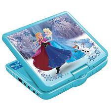 officiel Disney Frozen PORTABLE LECTEUR DVD - Enfants Elsa Anna Neuf