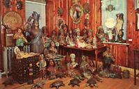 Cigar Store Indian collection Ponderosa Museum Quarryville PA Pennsylvania