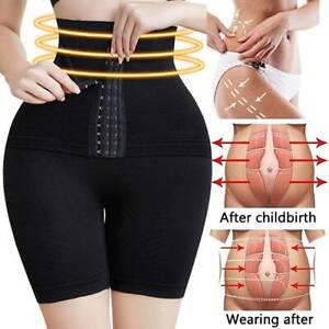 Women Body Shaper Control Tummy Slim Corset Pants High Waist Shapewear Underwear