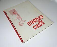 Steranko On Cards by  Jim Steranko