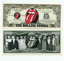 The Rolling Stones    MILLION DOLLAR  BILL