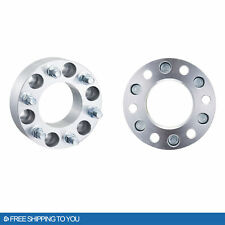 2pcs 2inches Wheel Spacers  6x135|14x2.0 Studs Fits Ford F-150 Lincoln Navigator