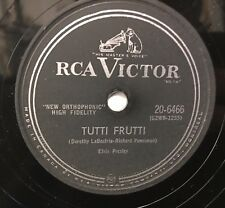 ELVIS PRESLEY One Sided Love Affair / Tutti Frutti CANADA / NOT RELEASED IN USA