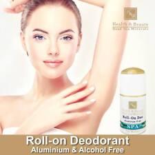 """Roll-on Deodorant """"H&B"""" Dead Sea Minerals SPA, Aluminum Free Deo 80ml / 2.7 oz"""