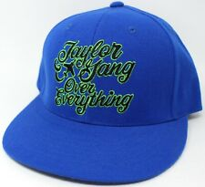 Taylor gang over everything Wiz Khalifa Royal Blue Hat Cap Snapback Cap Tour