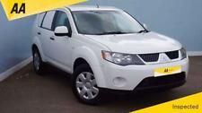 Mitsubishi Outlander Manual Cars