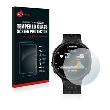 Savvies Tempered Glass Screen Protector for Garmin Forerunner 235