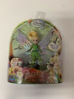 Playmates Toys Disney Tinkerbell and the Lost Treasure Collectible Doll 2009 NEW