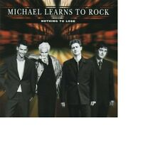 Michael Learns to Rock-Nothing to lotti EMI Records CD 1997