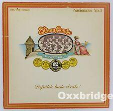 EL GRAN COMBO Puerto Rico Merengue Salsa EGC Disfrutelo Hasta El Cabo Vinyl LP