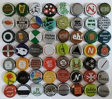 750 Beer Bottle Caps 500+ Designs BEST MIX GUARANTEE Zero Defects