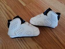 "Air Jordan Retro 6 VI "" Sport Royal "" Size 2c ( TODDLER Infant )"