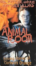 Animal Room (VHS) OOP Thriller Horror Sci Fi Neil Patrick Harris