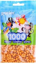 1000 Perler butterscotch Color Iron On Fuse Beads : 80-19090