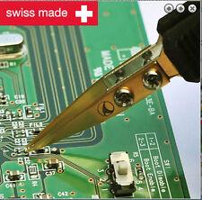 Smart Tweezers ST5  LCR Multimeter Replacement Test Leads. Straight Premium