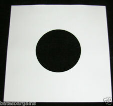 """♫10-Lot♫7"""" White Paper Sleeves/Covers/Pockets/Jackets for 45RPM/EP VINYL RECORDS"""