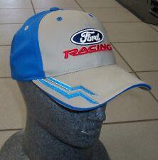 FORD RACING LIGHT STRIKE NASCAR HAT CAP (NEW)