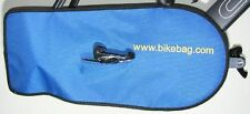 Bike Bag Bicycle Chain Cover for Transportation BLUE bikebag.com