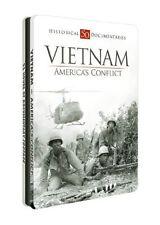 Vietnam War: Americas Conflict (DVD, 2010, 4-Disc Set, Tin Case)