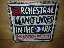 "OMD (forever)  live and die 12"" MAXI 45T"