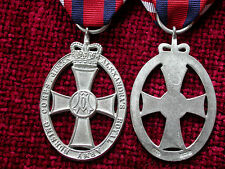 Replica Copy QEII Queen Alexandra's Royal Army Nursing Corps Medal Badge QARANC
