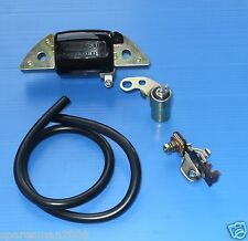 ISEKI AC40 TILLER CULTIVATOR IGNITION COIL POINTS & CONDENSOR (TYPE 1)