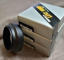 Konica 55mm Lens Hood for Hexanon AR 40mm 50mm 57mm 85mm F1.4 F1.7 F1.8