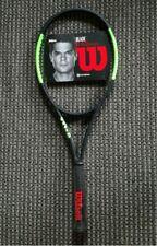 Wilson Blade 98 Countervail Matte Tennis Racquet 16x19 4 3/8 Black Green